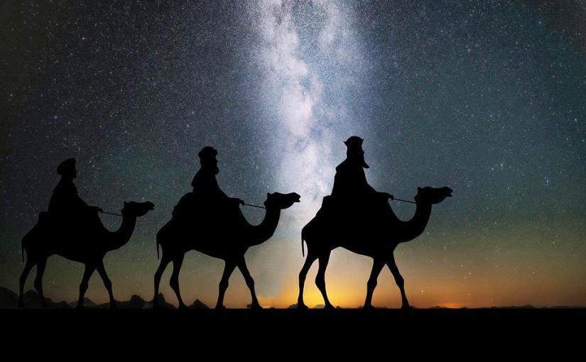 Epiphany Sermon: Wise Men andJigsaws