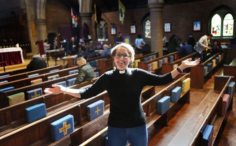 RACHAEL INVESTIGATES: MORE REVELATIONS ABOUT ANGLO-CATHOLIC EVANGELISM PART 2 OF2